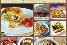 Easy Dinners / by Kerri Worthington