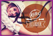 Kotex en Ecuador