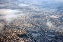 Fliegen... :-) / Luftaufnahmen von meinen beruflichen und privaten Flügen.