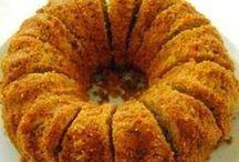 portakalli tarcinli kek