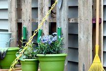 Garden bits & DIY