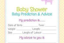 Friends Baby Shower Ideas