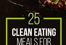 clean vegetarian eating