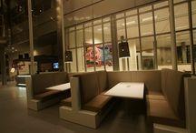 Kantoorruimte in Almere / Kantoren in Almere | Office space in Almere ♥ Laat je inspireren door mooi interieur en bijzondere bouwwerken.