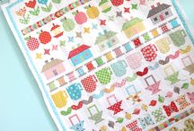 Quilts: Paper Piecing