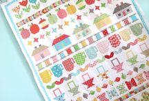 Quilts: Paper Piecing