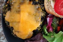 Meatless Meals / Recipe ideas for Meatless Monday, Dinner, and other dishes.  / by Catherine Moss