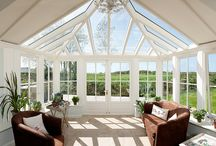 Venables Oak Conservatories / Oak Conservatories, Oak Framed and Sapele Painted Conservatories, orangeries and Garden Rooms http://www.venablesoak.co.uk/