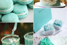 "Wedding | Light Blues / The lighter blues: sky blue, azure, cerulean blue and Egyptian blue. Teal, turquoise, aquamarine and cyan are shades midway in the spectrum between blue and green. Of course the most famous shade of blue is Tiffany Blue! This is the more popular name for the robin egg blue colour associated with Tiffany & Co., the legendary New York City jewellery company. Combine Tiffany blue with white or chocolate brown and not only do you have a chic colour scheme – but also, your ""something blue!"" / by Taylor Made Soirées"