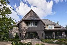 Exterior Millwork / Exterior Spaces by Goodman Millwork