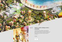 WebDesign | Pesquisa Visual (Estúdios de Design) / Sites de Estúdios de Design