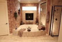 Bathroom / Bathroom remodeling or decor / by Donna T