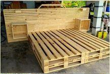 Woodworks/Obras en madera