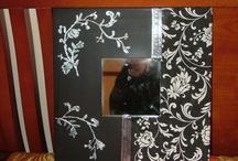 manualidades espejos