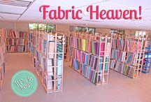 Sewing - fabrics