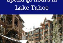 North Lake Tahoe - Winter To Do