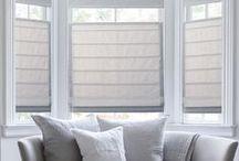 Window Blinds Living room