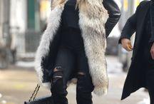 STYLE // Fur Vest