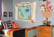 Nathan's room  / by Stephanie Salazar