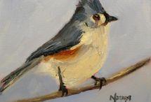 Bird Paintings