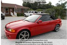 South Carolina Car Options? / Possible car options for Brittani in South Carolina / by Cindy Tourdot