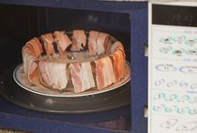 Bacon In the microwave / by Shannon Ray