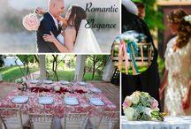 Romantic Elegance Wedding
