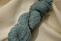Arranmore from The Fibre Co. / Cashmere, merino and silk create this aran weight yarn, spun in Donegal, Ireland.