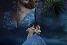 Cinderella / Cinderella movie 2015