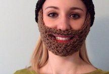 Barbe en laine / Barbe en laine