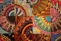 New York Beauty and Rainboquilts