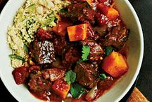 Delicious One Pot Dishes / Warming one pot suppers