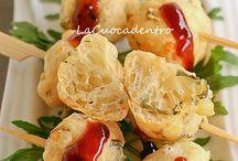 Ricette - Fritti (pesce)