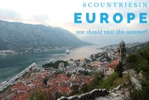 European Adventures / The continent of Europe packs a punch - here is a collection of my adventures there, along with a spattering of other stories and content I've found by others.