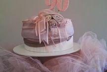 Tortas decoradas / Cakes