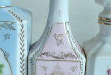 Perfumes and Perfume Bottles / by Shantal
