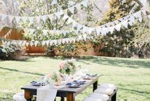 50th Garden Party Ideas