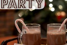Polar Express Party Ideas / by Raschel Barlow
