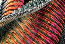 Knitting Techniques: Brioche Knitting&RENKLİ SELANİK