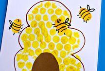 Atividades abelha