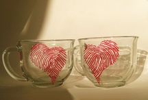 glasses/mugs / by Caitlyn Lecrone