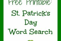 St Patrick's Day / by Valarie