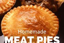 Meat Pies, Sausage Rolls & Pasties / Australian