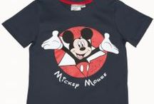 Tricouri baieti 2-8 ani / Prietenul tau Disney iti va fi mereu alaturi