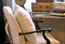 krzesła pokrowce