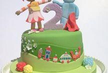 ewans cake ideas