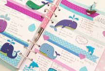 Pens, stickers, and planners oh my!