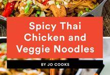 Thai Recipies