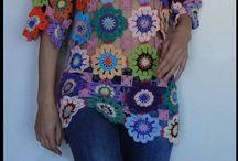 flower top pattern