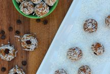 No Bake / No bake cookies, snacks, dinners, and desserts that are quick, easy, delicious, and healthy!